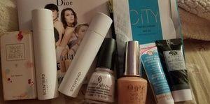 Dior,Scentbird,Opi,China Glaze,origins, Fab First